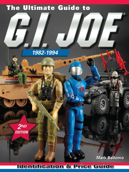 The Ultimate Guide to G.I. Joe 1982-1994 (eBook): Identification and Price Guide
